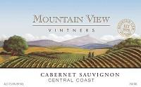 Mountain View Vintners Cabernet Sauvignon Central Coast